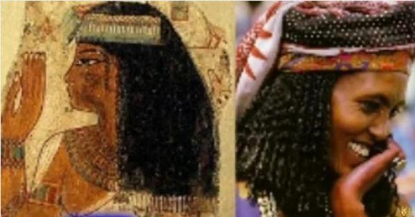 egyptians were black proof