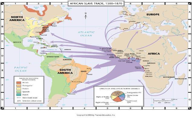 trans atlantic slave trade Like us on facebook: visit our website:.